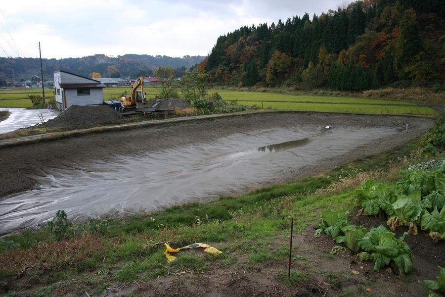 Japan 2012-Kase-Mudpond