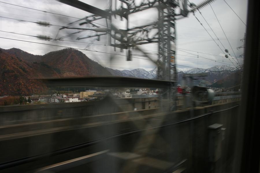 Japan 2012 Shinkansen